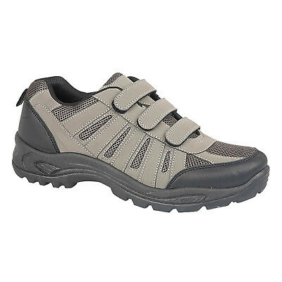 Mens Walking Hiking Terrain Trekking Trainers Boots Shoes Size 7 8 9 10 11 12 4