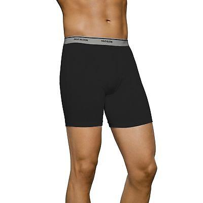 FRUIT OF THE LOOM Men's Boxer Briefs 6-pack SIZES S-3XL Famous Brand Packs 3