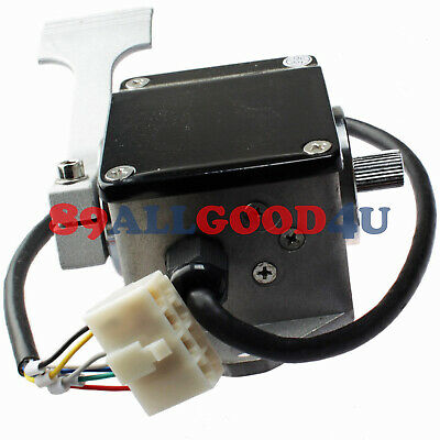 Throttle FP-6 style 0-5K Foot throttle for EV Curtis style foot pedal 0-5 kilohm