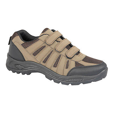 Mens Walking Hiking Terrain Trekking Trainers Boots Shoes Size 7 8 9 10 11 12 3
