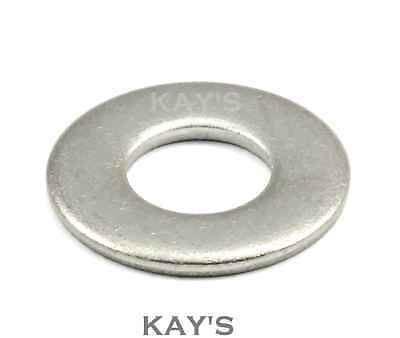 Form C Washers A2 Stainless Steel M4,M5,M6,M8,M10,M12,M16 Wide Large Flat Wider 2