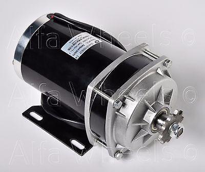 1000 Watt 48 Volt Geared 6 1 Electric Motor Controller F Quad Trike Go