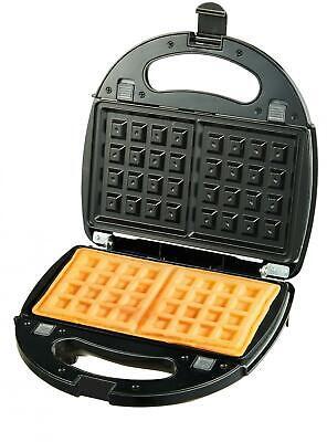 Laptronix 3 In 1 Sandwich Grill Waffle Maker Non-Stick Toaster Panini Press 750w 3