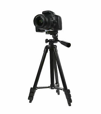 Tripod Stand Mount Holder For Digital Camera Camcorder Phone Iphone Dslr Slr Uk 2