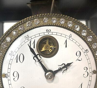 Mystery Ferris Wheel Gravity Weight Driven Regulator Clock - Never Wind It!! 8