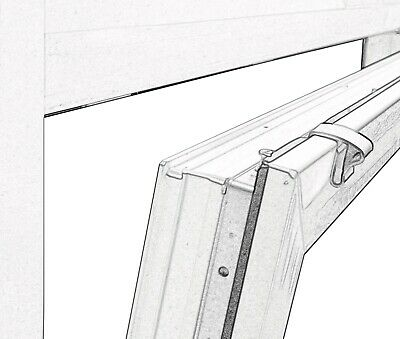 Alu Jalousie Aluminium Jalousette Klemmträger Fenster Rollo Lamelle Weiß Silber 9