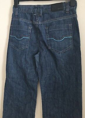 Ted Baker Boys Blue Denim  Trousers Jeans Age-old 13years 5