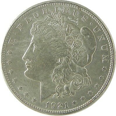 1921 Silver Morgan Dollar VG+ Lot of 20 S$1 Delivered in a New Coin Tube 3