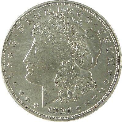 1921 Silver Morgan Dollar VG+ Lot of 100 S$1 Mix Mint Marks