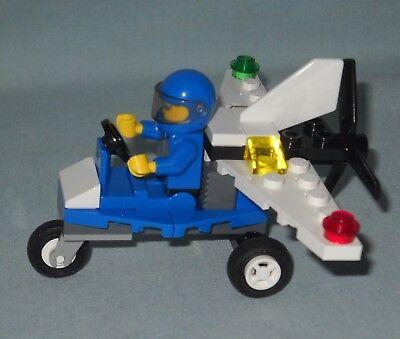 ULTRA LIGHT /& MINIFIGURE NEW LEGO ULTRA LITE WOULD MAKE A GREAT CAKE TOPPER!