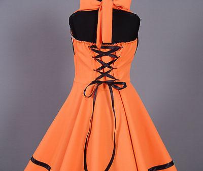 Kleid im stil der 50er