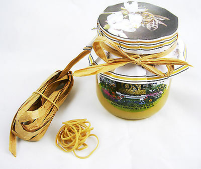 20 x Beekeeping HONEY JAR PAPERS - complete with rubber bands (5 of each) 4