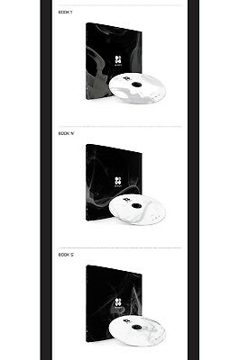 BTS [WINGS] 2nd Album CD+POSTER+96p Photo Book+1p Photo Card K-POP SEALED 5