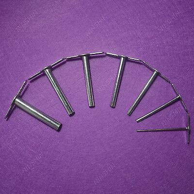 Rubber Stopper Hole Puncher,7PCS/SET,Rubber Stopper cutter 3