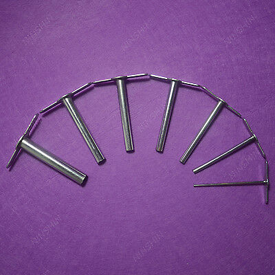 Rubber Stopper Hole Puncher,7PCS/SET,Rubber Stopper cutter 6