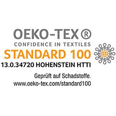 10cm Kaltschaum Topper Matratzenauflage 90x200 140x200 180x200 - 7 Zonen wählbar