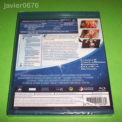 Encantada La Historia De Giselle Blu-Ray Nuevo Y Precintado 2