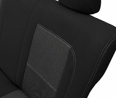 Autositzbezüge Vordersitzbezüge Erjot2010 Maßgefertigt für Volkswagen Caddy