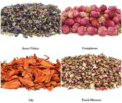 Confetti Pot Pourri Dried Marigold Petals 25g Candle Soap Making