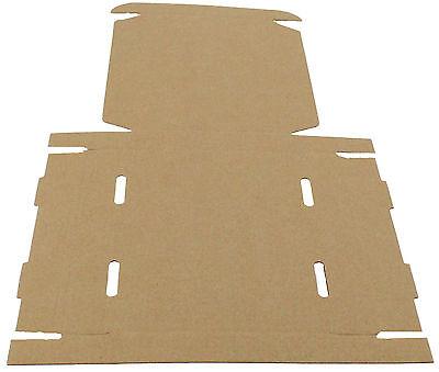 5 X C6 A6 Boîte Lettres Postal Pip Lettre Large Taille: 16cm X 12cm X 2.2cm 3