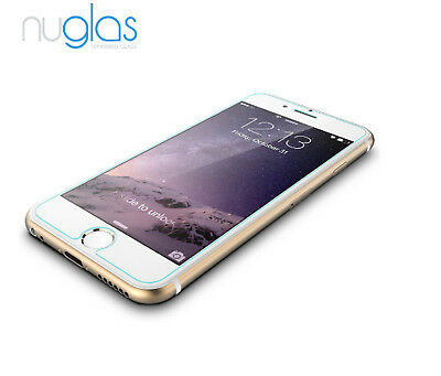 For iPhone 8 Premium NUGLAS Tempered Glass Screen Protector Superior Protection 7