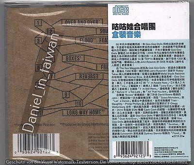 The Goo Goo Dolls: Boxes (2016) CD OBI TAIWAN