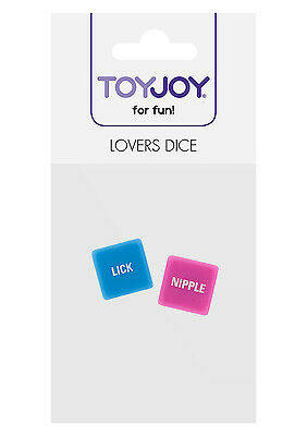 LOVERS DICE GAME! Saucy Adult FUN NAUGHTY GIFT Romantic Sex Aid