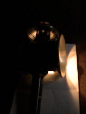 Lanterna a GAS da Carrozza Original trasformata in AbatJour  a Muro Antiquariato 5