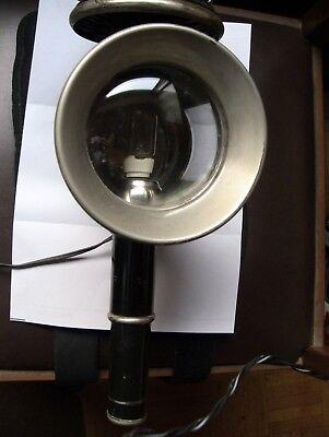 Lanterna a GAS da Carrozza Original trasformata in AbatJour  a Muro Antiquariato 12