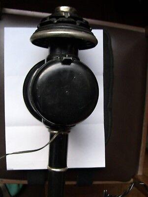 Lanterna a GAS da Carrozza Original trasformata in AbatJour  a Muro Antiquariato 6