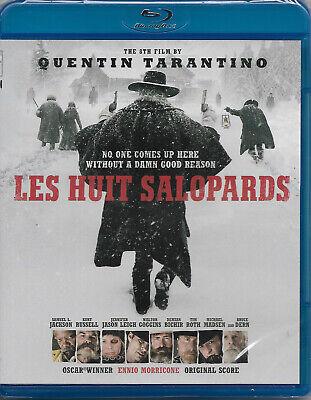 [Blu-ray]  Les Huit ( 8 ) Salopards [Film de Quentin Tarantino]  NEUF cellophané 2