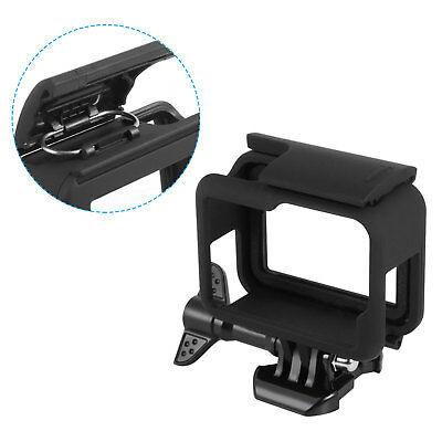 Frame For GoPro HERO 5/6 Black Housing Border Protective Shell Case Lens Cap 6
