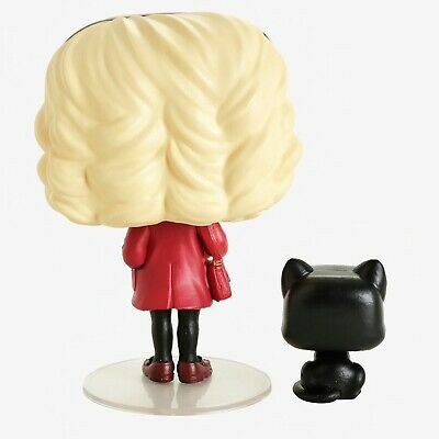 Funko Pop TV: Chilling Adventures of Sabrina - Sabrina Spellman and Salem #38866 4