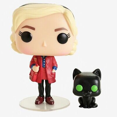 Funko Pop TV: Chilling Adventures of Sabrina - Sabrina Spellman and Salem #38866 3