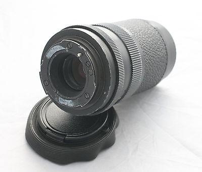 Carl Zeiss Tele-Tessar 4/135 135mm f/4 Rollei QBM lens RARE 2