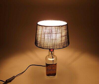 Jim Beam Honey - Flaschenlampe Tischlampe LED 220V mit Schalter ORIGINELL S1h 6