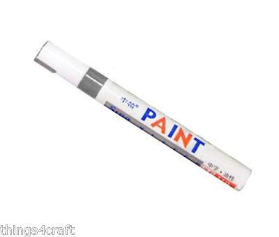 Paint Pen Marker UK Supplier Many Colours Car Tyre Tire Metal Permanent Pens 8