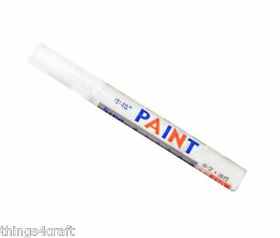 Paint Pen Marker UK Supplier Many Colours Car Tyre Tire Metal Permanent Pens 9