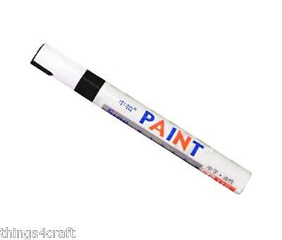 Paint Pen Marker UK Supplier Many Colours Car Tyre Tire Metal Permanent Pens 3