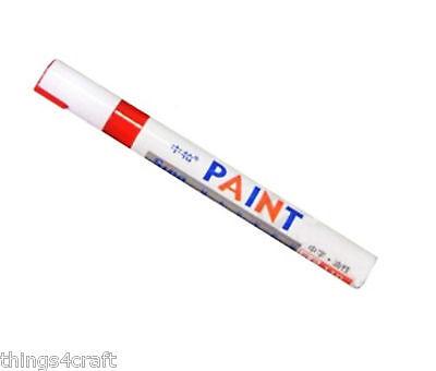 Paint Pen Marker UK Supplier Many Colours Car Tyre Tire Metal Permanent Pens 7