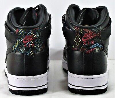 NIKE AIR FORCE 1 HI BHM QS Black History Month Women Shoes