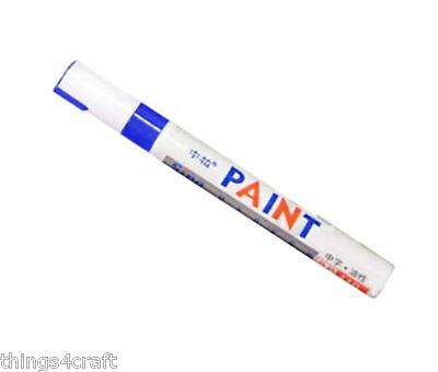 Paint Pen Marker UK Supplier Many Colours Car Tyre Tire Metal Permanent Pens 4
