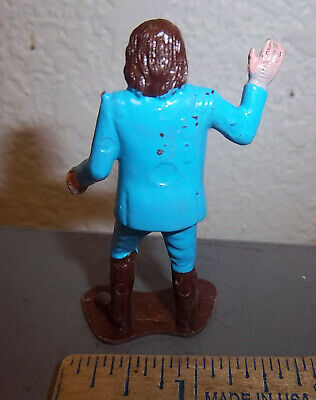 Vintage 1960s Planet of the Apes RARE Cornelius plastic Figure, NANCO brand 3
