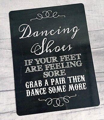 b80620976b95 ... A5 Metal Dancing Shoes Flip Flop Wedding Basket Box Sign Party Table  Decoration 2