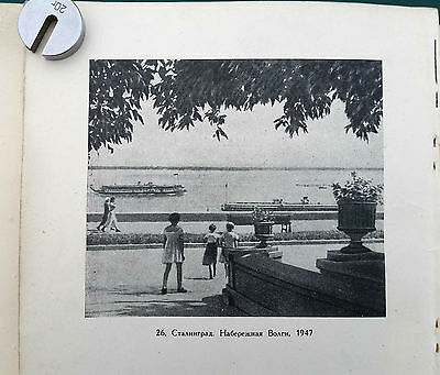 1949 USSR Russia Soviet Architecture BRIDGES and EMBANKMENTS Illustrated Book 10
