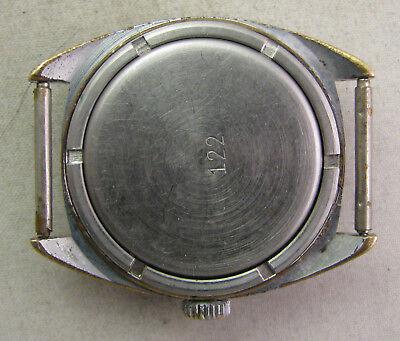 RARE Vintage Soviet USSR Russian watch RAKETA 2609HA 90's ORIGINAL Serviced 22 4