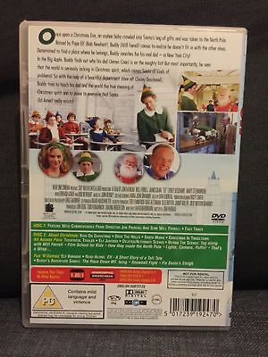 Elf DVD (2005) Will Ferrell (2 DVD DISC SET) 2