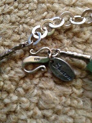 Antique Roman Glass Necklace 5
