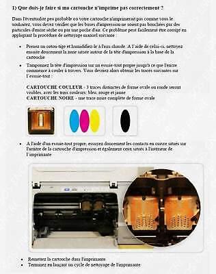 SOS ENCRE - Cartouches d'encre compatibles HP 301 XL pour DeskJet Envy OfficeJet 4