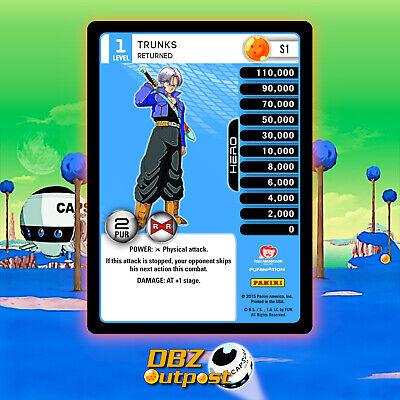 Dragonball Z DBZ TCG Panini Starter Deck Evolution S5 Saiyan Rampaging Mastery